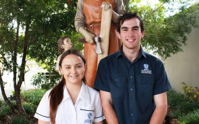 Newman Students finalists in the North Coast Training Awards