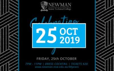 Newman College 40th Anniversary Celebration