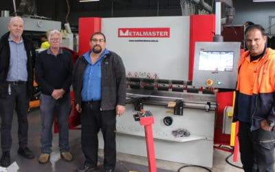 Newman Engineering workshop boosted