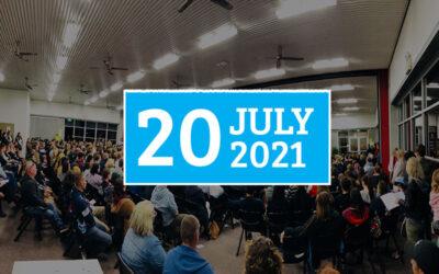 2021 Year 11 Enrolment Open Night