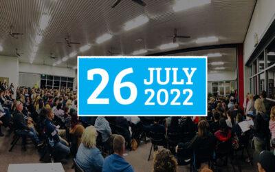 Year 11 2022 Enrolment Open Night