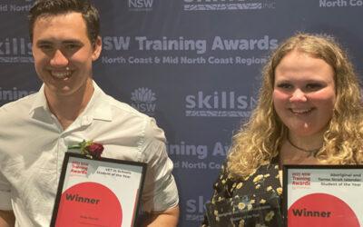 2021 Regional Training Award Winners
